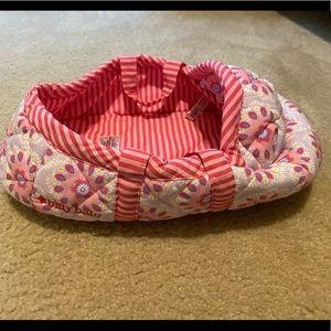 American Girl Doll Bitty Baby Basket